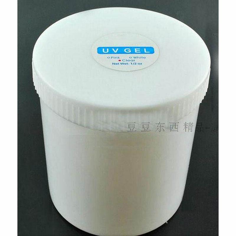 1 KG Hohe Qualität Nail art Klar UV Gel Builder Nagel Gel Polnischen Werkzeug-in Nagelgel aus Haar & Kosmetik bei  Gruppe 1