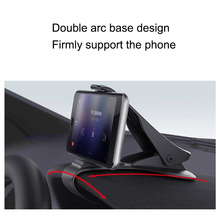 6.5inch Dashboard Car Holder Easy Clip Phone Universal for iPhone X 8 Samsung Note LHB99