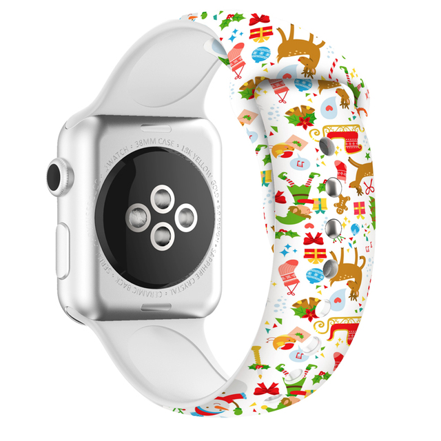 Cartoon Band for Apple Watch 5