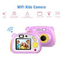 1080P HD Auto Focus Wifi Children Camera Mini 2 Inch Cartoon Digital Camera Cute