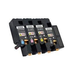 4 pièces Compatible pour Xerox Phaser 6000 6010 Workcentre 6015 cartouche de Toner pour 106r01630/1627/1628/1629 106r01634/1631/1632/1633