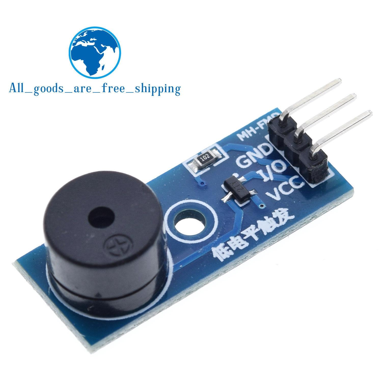 TZT 10 sztuk wysokiej jakości moduł pasywny brzęczyk dla Arduino raspberry pi pojemność ciśnienia de movimento pir liquidificador 31