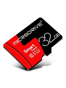Microsd 32GB Flash-Drive Memory-Card Free-Adapter 16GB Mini 128GB Class-10 64GB Tarjeta