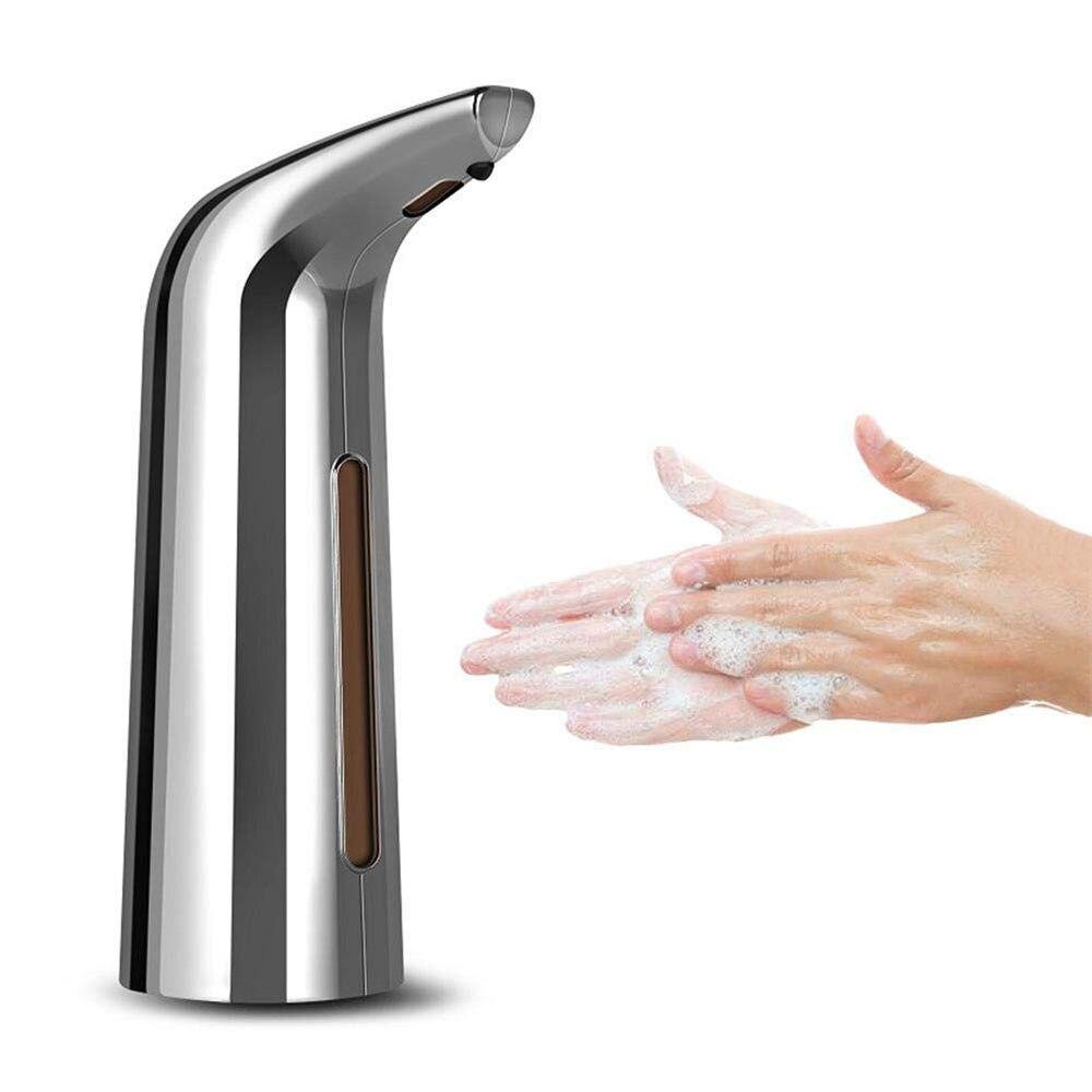 Автоматический гель дозатор +бесконтактный датчик инфракрасный +руки дезинфицирующее средство жидкость мыло пена дозатор для ванной кухни оптом