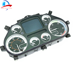 Image 4 - Instrument Cluster / Dashboard LCD Display With FPC for DAF  LF (2001 ) / XF 105 (2002 ) / XF 95 (2003 ),DAF XF 2002