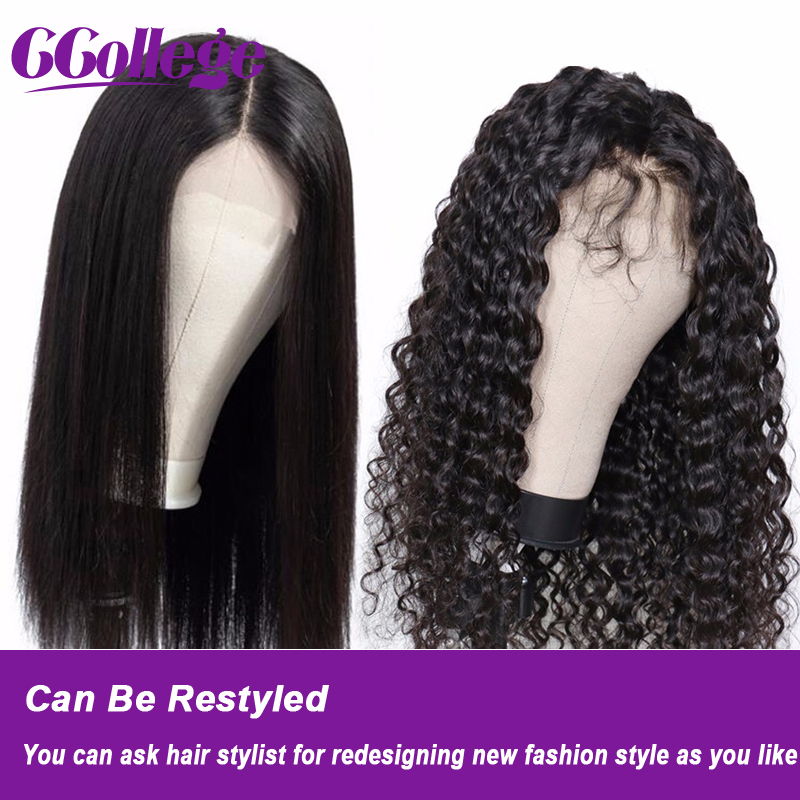 Image 4 - 4x4 Lace Closure Wig Peruvian Straight Bob Wig Glueless Lace Closure Wig Human Hair Wigs For Black Women Non Remy Hair Wig-in Lace Front Wigs from Hair Extensions & Wigs