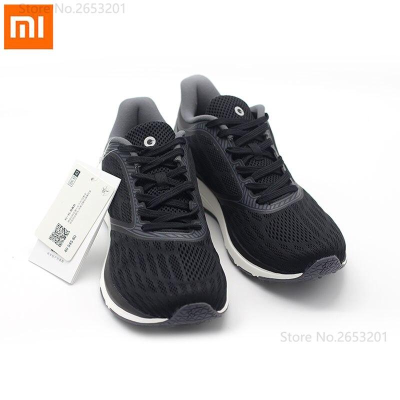 Original Xiaomi Amazfit antilope lumière chaussures intelligentes Sports de plein air baskets en caoutchouc Support puce intelligente (non inclus) pk Mijia 2