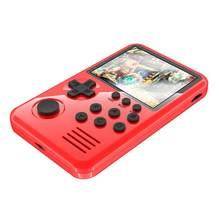 M3S Handheld Videospiel-konsole 8-Bit 3,0 Zoll Farbe LCD Kinder Farbe Spiel Player Gebaut-in 1500 klassische Spiele
