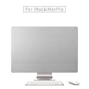 21 дюймов 27 дюймов iMac пылезащитный чехол для монитора компьютера пылезащитный чехол с внутренним мягким пылезащитным покрытием s для Apple iMac Ж...