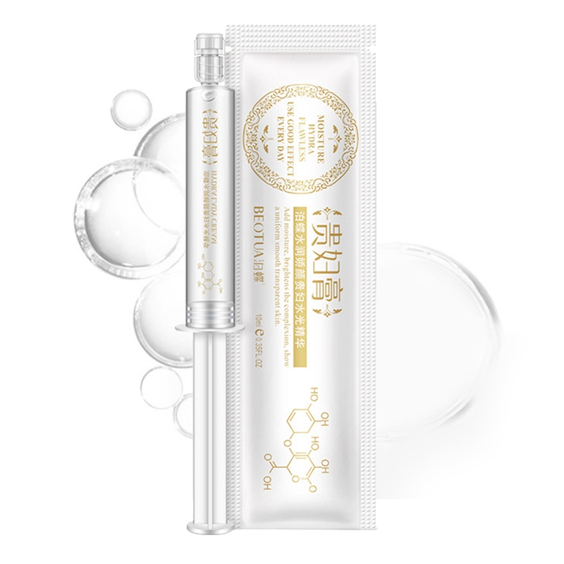 New Hyaluronic Acid Injection Face Serum Liquid Tights Anti-Wrinkle Anti Aging Collagen Facail Essence Moisturizing Whitening