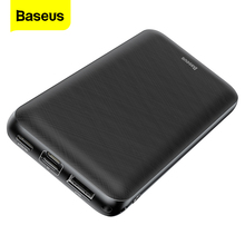 Baseus 20000mAh Mini Power Bank For iPhone 11 Pro Max Xiaomi
