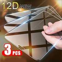 Xiao mi Mi x 3 2 2S Max Screen Protector 용 3Pcs 고화질 강화 유리