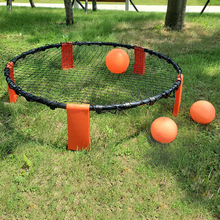 Leisure Sport Toy Spikeball Beach Volleyball Mini Outdoor Lawn Fitness Equipment for Easy Safety Exercise Accessories