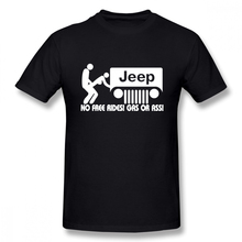 For Men Jeep Car T shirt Round Neck Casual Tee Shirt 3D Print T-Shirt Hot sale THINKNO t shirt navy print hot drilling round neck long sleeves t shirt