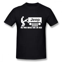 For Men Jeep Car T shirt Round Neck Casual Tee Shirt 3D Print T-Shirt Hot sale THINKNO t shirt