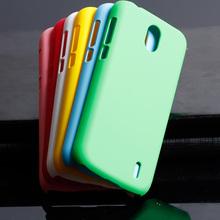 Coque Cover dla Nokia 1 Case dla Nokia 1 2 2 1 Nokia1 Nokia2 Nokia2 1 Plus V US Dual 2017 2018 2019 telefon powrót Coque pokrywy skrzynka tanie tanio meakar Pół-owinięte Przypadku Matte Plastic Coque Cover Zwykły Odporna na brud Wodoodporna Anti-knock For Nokia 1 2018