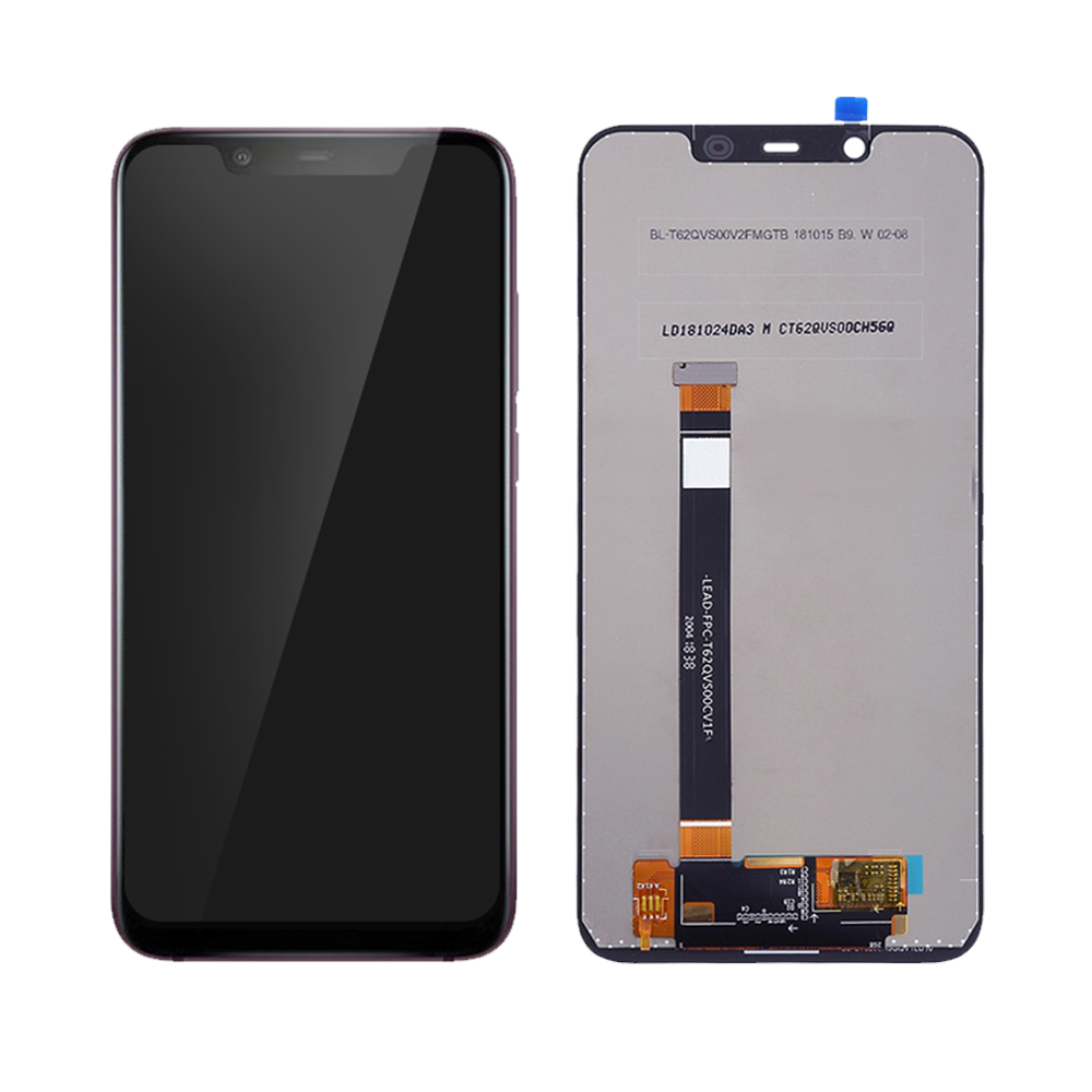 Image 5 - ORIGINAL For NOKIA 8.1 LCD Touch Screen Digitizer Assembly For Nokia 8.1 Display with Frame Replacement TA 1119 TA 1121TA 1128Mobile Phone LCD Screens   -