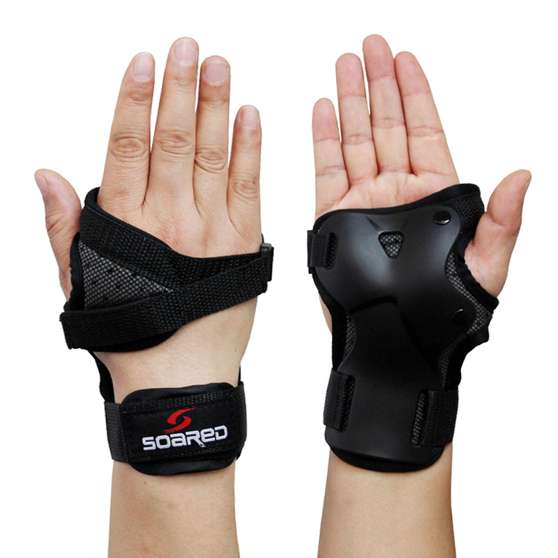 Soared Skiing Armfuls Wrist Support Hand Protection Ski Wrist Support Skiing Palm Protection Roller Snowboarding Skating Guard