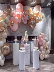 Wedding Decoration Dessert Table Stand Plinth Decorations For Wedding Event
