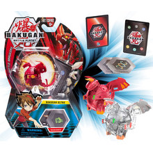 TAKARA TOMY New BAKUGAN Bakugan Toupie Metal Fusion Met Monster Ball Gyro Action Figure Kid Toys Animation Derivatives Gift(China)