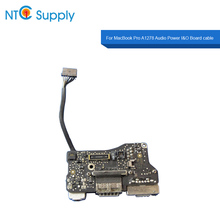 NTC Supply For MacBook Pro A1278 2009-2012 Year Audio Power I&O Board cable 100% Tested Good Function