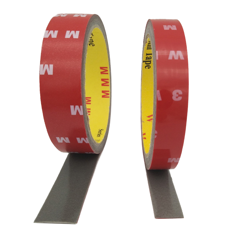 3M Super Strength Double-sided Tape 6/10/15/20/30/40mm Permanent Doppelseitiges Klebeband Stickers For Car