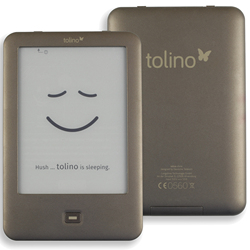 Built in Light e-Book Reader WiFi ebook Tolino Shine e-ink 6 inch Touch Screen 1024x758 electronic Book Reader