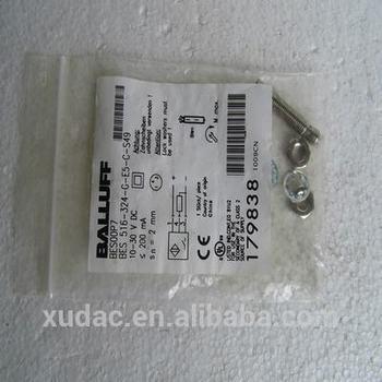 100% New and original BALLUFF Sensor BES 516-324-G-E5-C-S49 in stock [sa] new original special sales balluff sensor switch bes 516 370 g e5 c s4 spot 2pcs lot