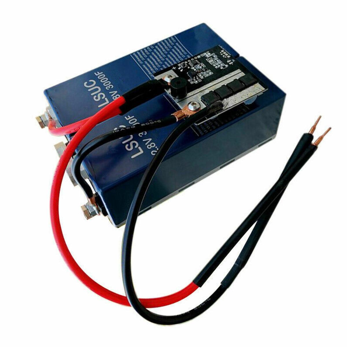 Portable DIY Mini Battery Spot Welder For 18650 Battery Box Assembly  Welding Machine 5.6V DIY Homemade Spot Welder Pens