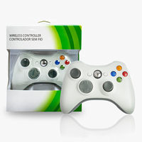Gamepad Controller Wireless Xbox 360 per Xbox 360 Console /PC Win7/8/10 Joystick di gioco
