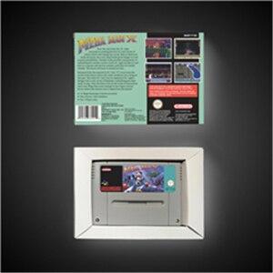 Image 2 - Карта действия для игры Megaman X   EUR с розничной коробкой