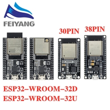 CPU MCU ESP-32S WIFI Bluetooth Low-Power-Consumption Dual-Core with And
