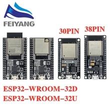 ESP 32S ESP WROOM 32 ESP32 ESP 32 Bluetooth and WIFI Dual Core CPU with Low Power Consumption MCU ESP 32