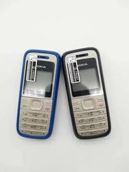 Original nokia 1200 desbloqueado gsm 900/1800 telefone móvel com russo hebraico língua polonês remodelado frete grátis