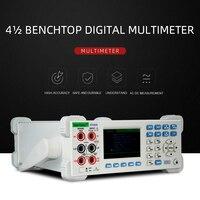 Multímetro de escritorio multímetro Digital de 4 1/2  medidor de Votage de CA/CC  amperímetro  condensador  probador  alta precisión