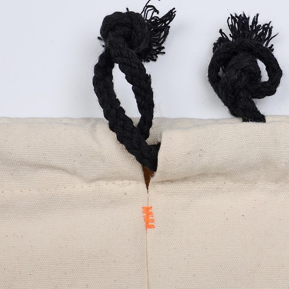 Moda natal presente sacos 3 pçs algodão