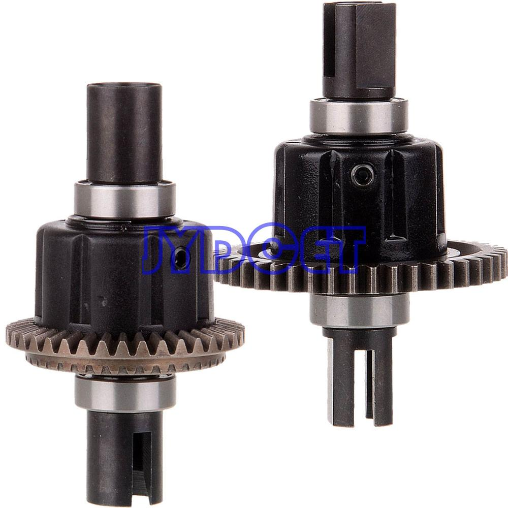 60045 Front/Rear Differential Gear Set 60065 Differential Gear Set For HSP 1/8 RC 94760/94761/94762/94763/94766