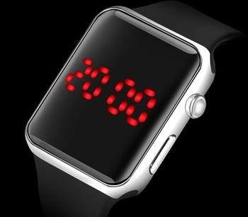 reloj hombre Men's Watch LED Sport Male Digital Clock Fashion Relogio Masculino Wristwatch erkek saat digital montre homme 2019