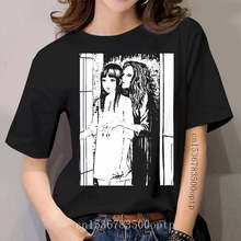 Junji Ito T Shirt women's Cool Short-Sleeve T-Shirt