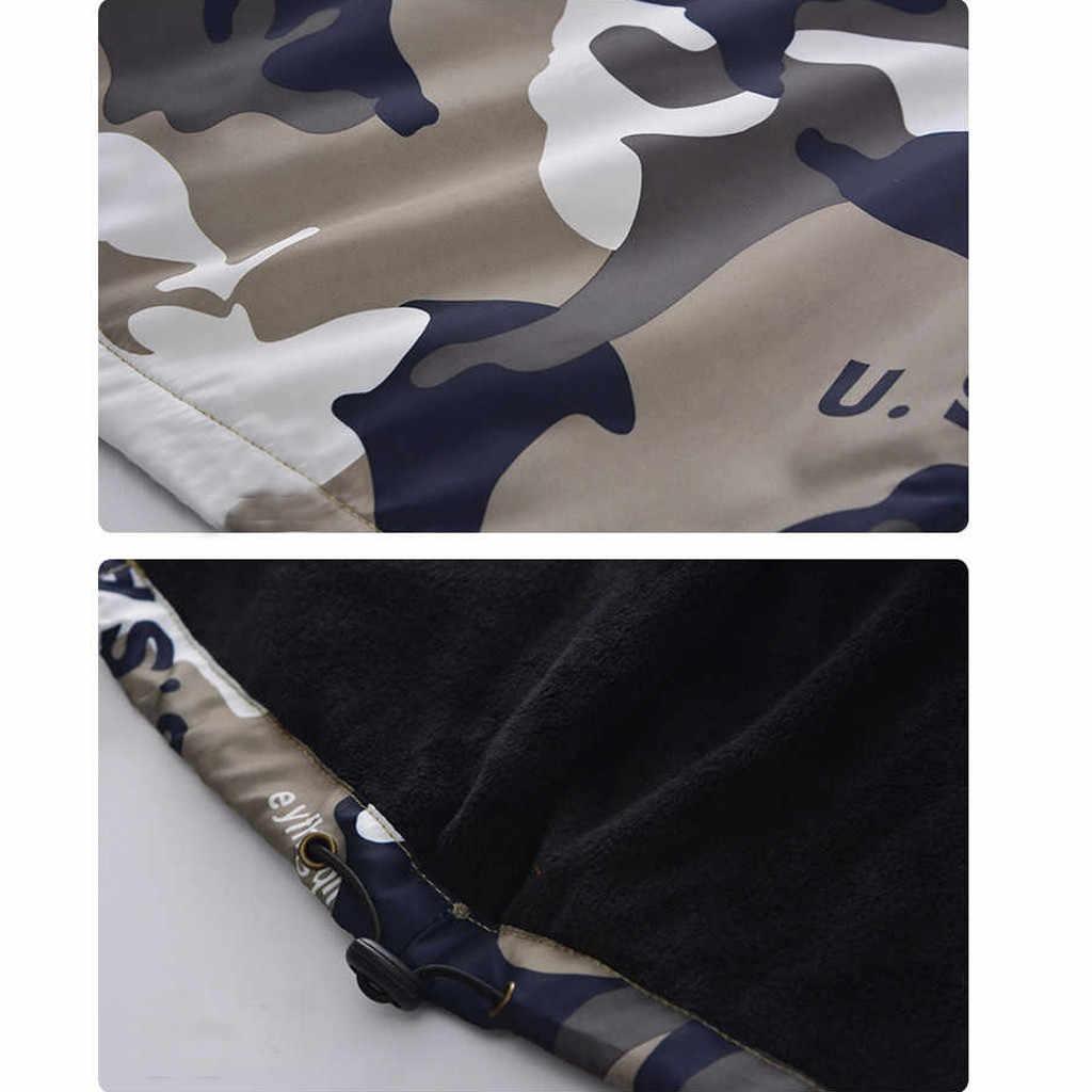 Fashion new best selling jacket children's hooded jacket camouflage printed windbreaker boys and girls coat winterjas meisje 4*