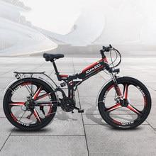 Nova bicicleta elétrica 21 velocidade 10ah 48v liga de alumínio bicicleta elétrica bateria de lítio embutida estrada bicicleta elétrica mountain bike