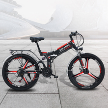 Electric-Bike Road Lithium-Battery 21-Speed New 48V 10AH Aluminum-Alloy