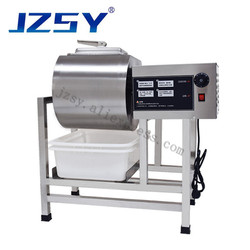 Mechanical electric two-way Food Marinator Tumbling machine/mini mutton and vegetables vacuum stir meat pickled curing machine