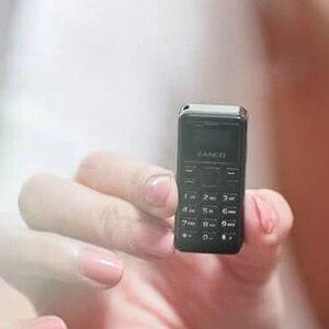 Image 4 - ZANCO minuscule T1 monde plus petit téléphone 2G GSM mini téléphone cellulaire mini téléphone plus petit téléphone téléphone de vacances téléphone de poche