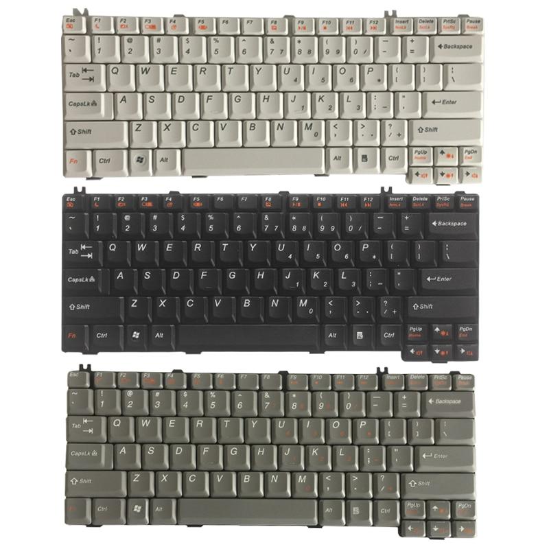 NEW US Laptop Keyboard FOR LENOVO F41 F31G Y510A F41G G430 G450 3000 C100 C200 C460 C466 Y330 Y430 F41A US Keyboard