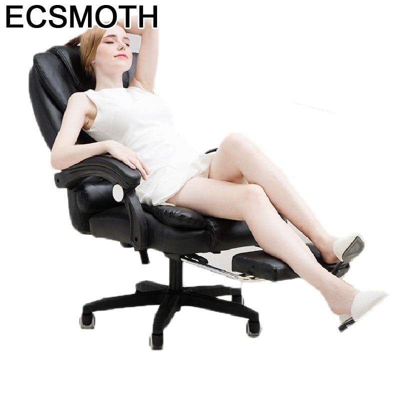 Massage Meuble Sedia Office Furniture Sessel Bilgisayar Sandalyesi Stool Leather Silla Cadeira Poltrona Gaming Computer Chair