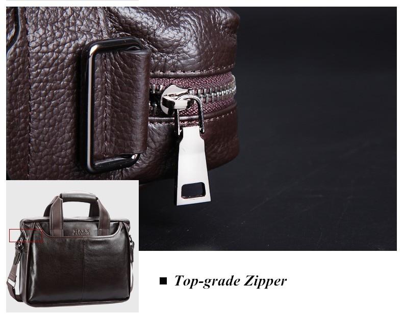 Hfc9c3ea87bdc41d2af12db5dc5cb35711 2019 New Fashion cowhide male commercial briefcase /Real Leather vintage men's messenger bag/casual Natural Cowskin Business bag