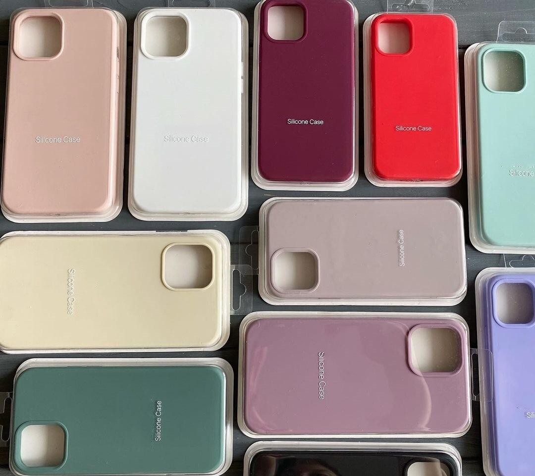 Официальный Оригинальный чехол из жидкого силикона для iPhone 12 Pro XS Max XR X 7 8 Plus, чехлы для iphone 6 6S 12 11 Pro SE 2020 с коробкой