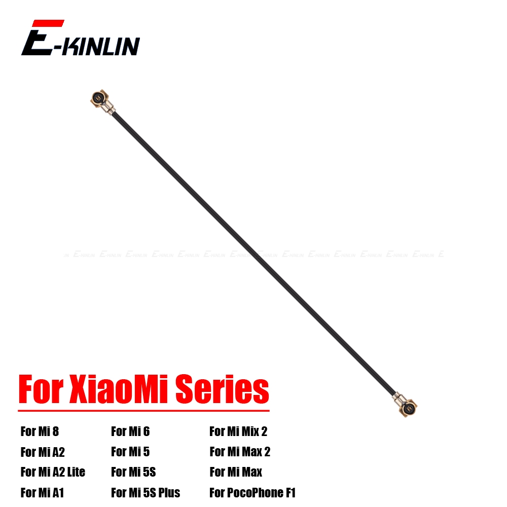 Antenna Signal Wifi Aerial Flex Cable Ribbon For XiaoMi Mi 8 SE A2 A1 6 5 5S Plus 4 4S 4C 4i Mix 2S Max 2 PocoPhone F1 Parts