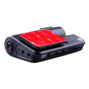 Image 5 - Двойная камера DVR i1000 Full HD 1080P, видеорегистратор с двумя объективами, видеорегистратор с 2 камерами ночного видения, Автомобильный видеорегистратор i1000s